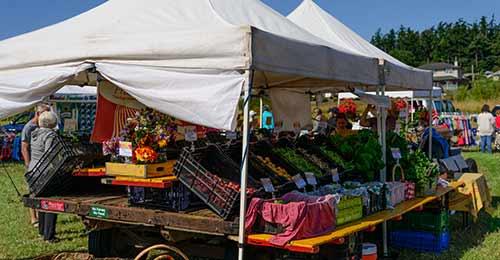 Fresh, Seasonal Foods on Whidbey and Camano Islands