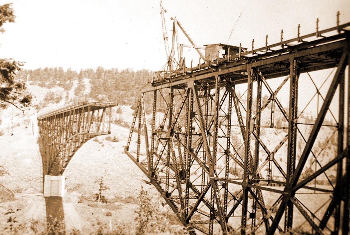 New Oak Island Bridge