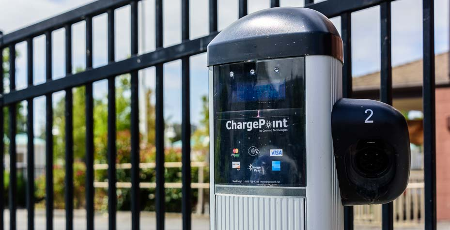 Electric Car Charging Stations On Whidbey Island