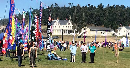 Whidbey Island Kite Festival