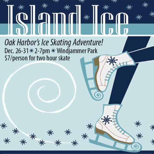 Island Ice – Oak Harbor Ice Skating