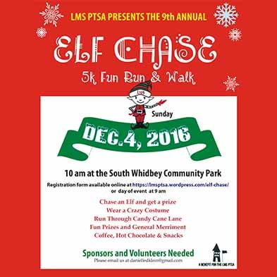 Elf Chase Poster2015