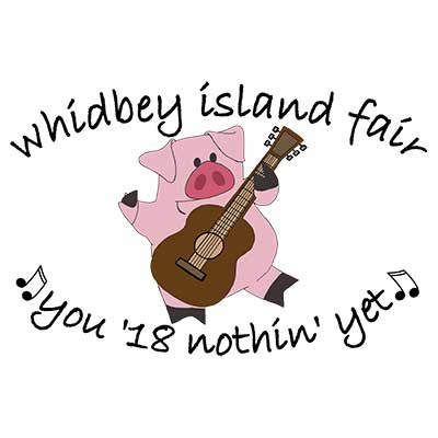 Whidbey Island Fair – July 19 – 22