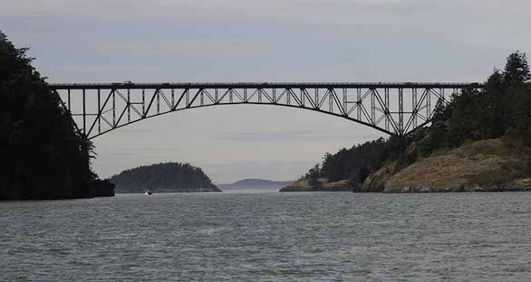 Deception Pass Jet Boat Tour