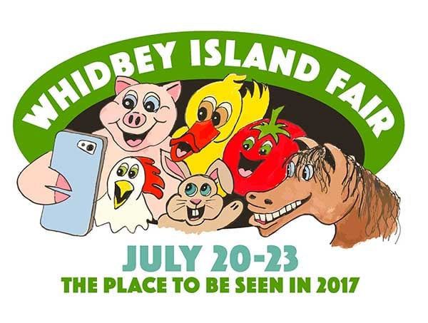Whidbey Island Fair – July 20 – 23