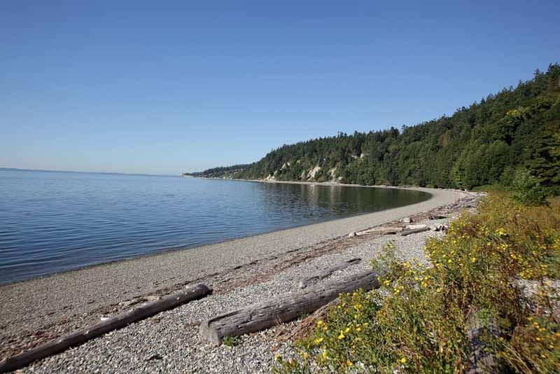 Bygone Island Beach