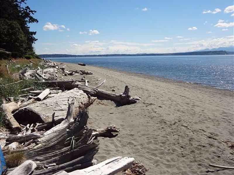 Whidbey Island Beach Access