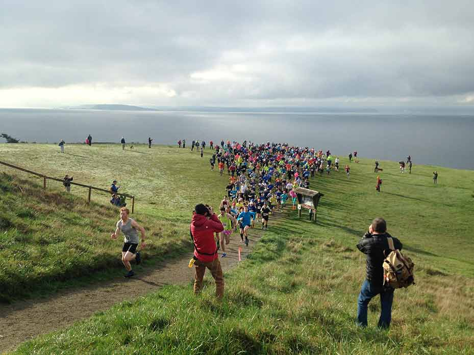 Fort Ebey Kettles Trail Run Whidbey And Camano Islands
