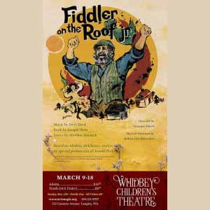 Fiddler On The Roof Jr Whidbey Children S Theatre