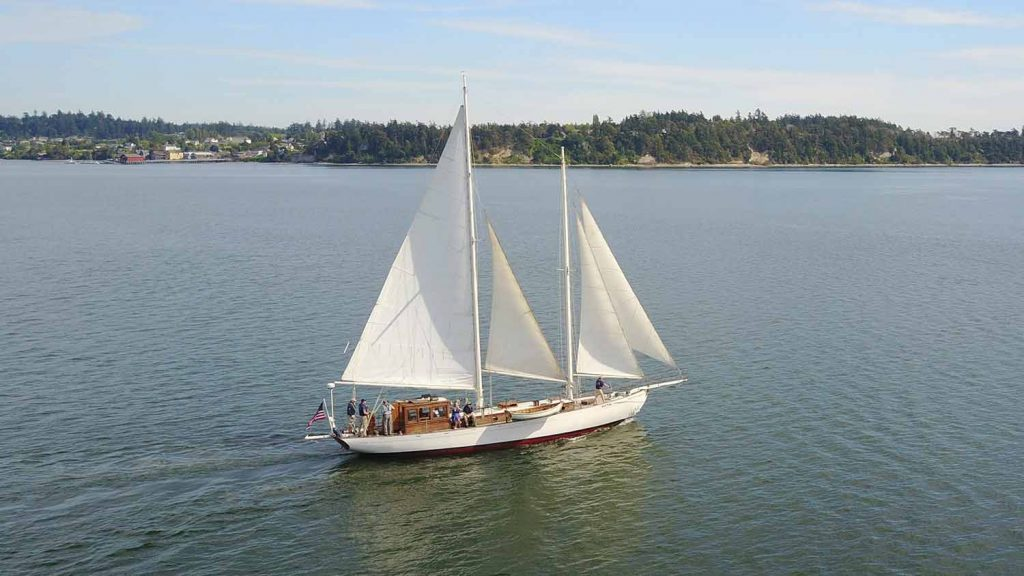 Whidbey SailFest – May 18 – 20