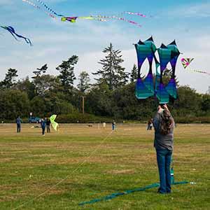Whidbey Island Kite Festival – September 15 & 16