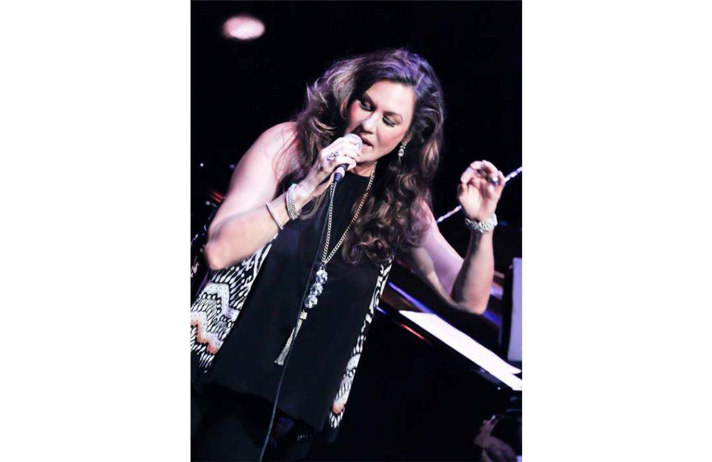 Trish Hatley Singing