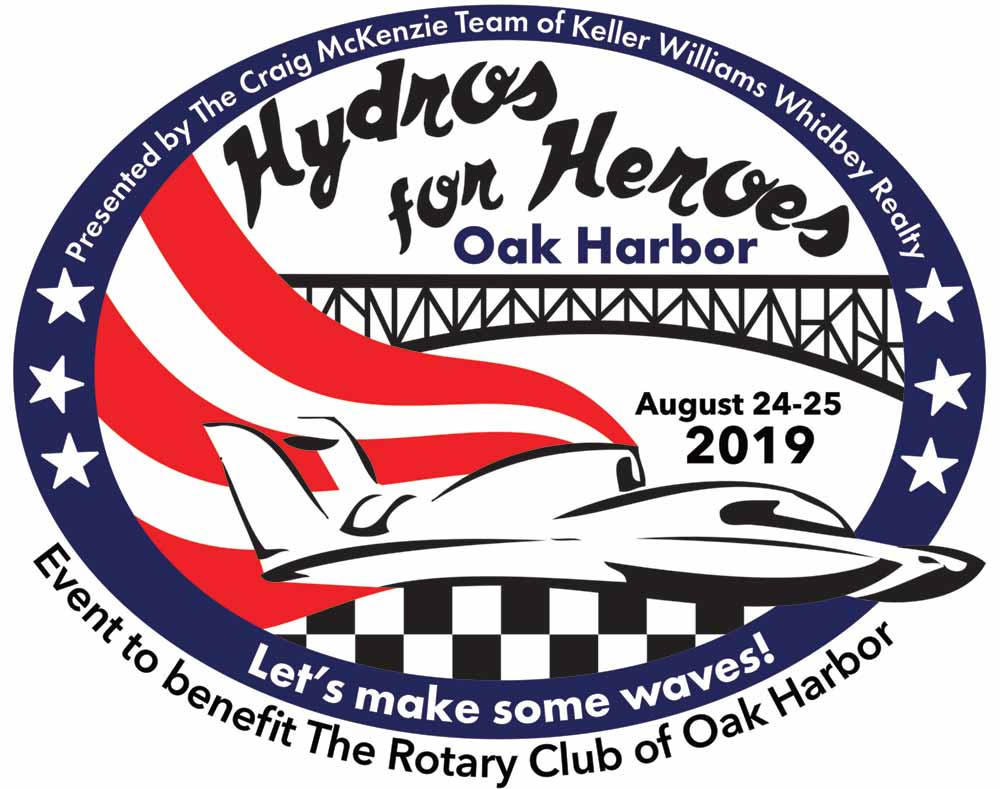 Hydros for Heroes Logo