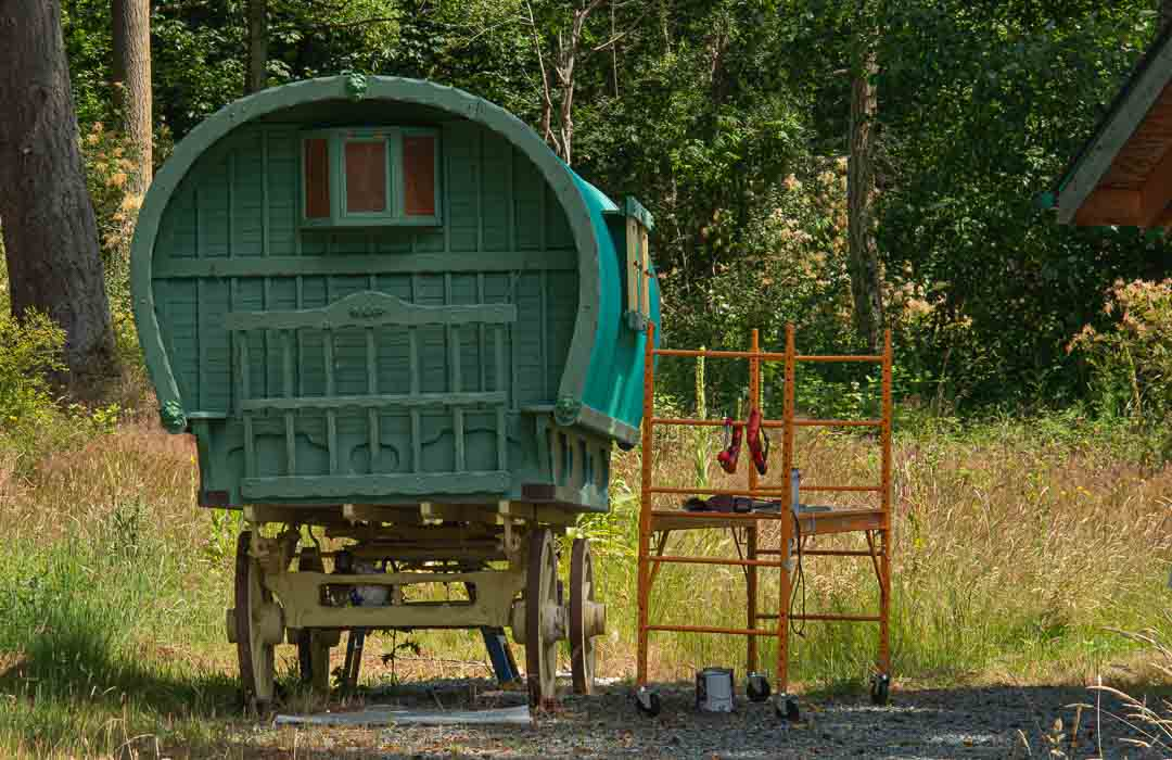 """Featured image for """"Three Delightful Wagons Straight Out of a Fairyland!"""""""
