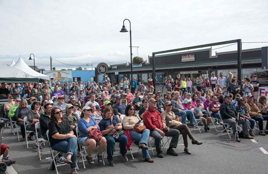 Audiences keep things lively all day long at The Oak Harbor Music Festival