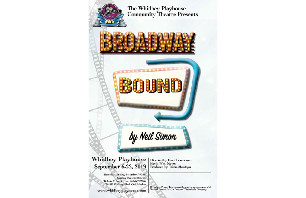 Post for Broadway Bound