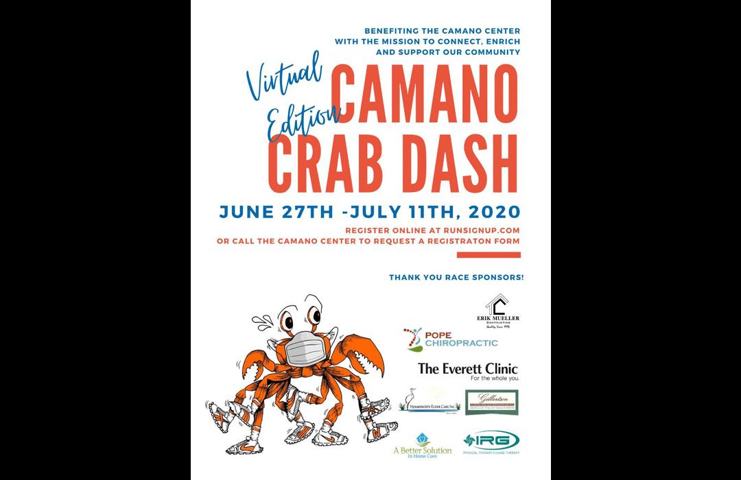 Camano Crab Dash - Virtual