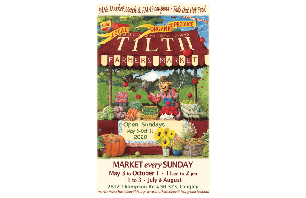 South Whidbey Tilth Famers' Market