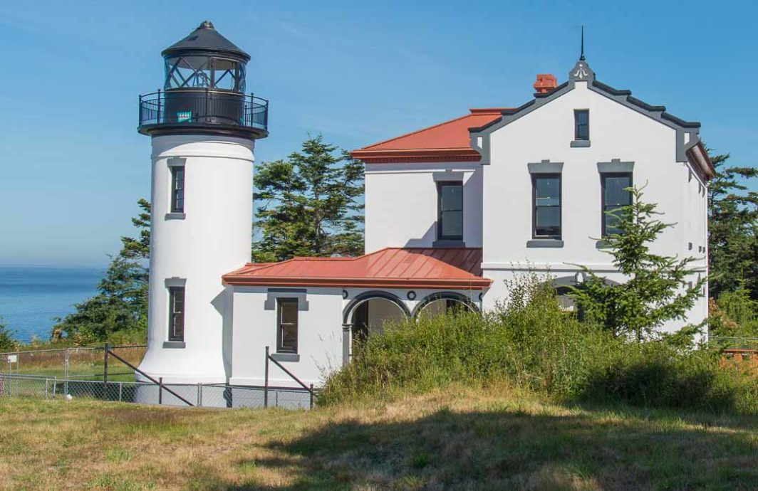 Your Exclusive Look at Whidbey Island's Restored Lighthouse