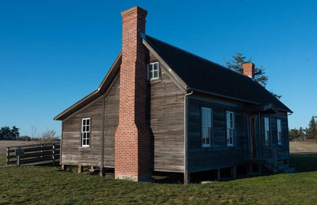Ebey House Open to the Public