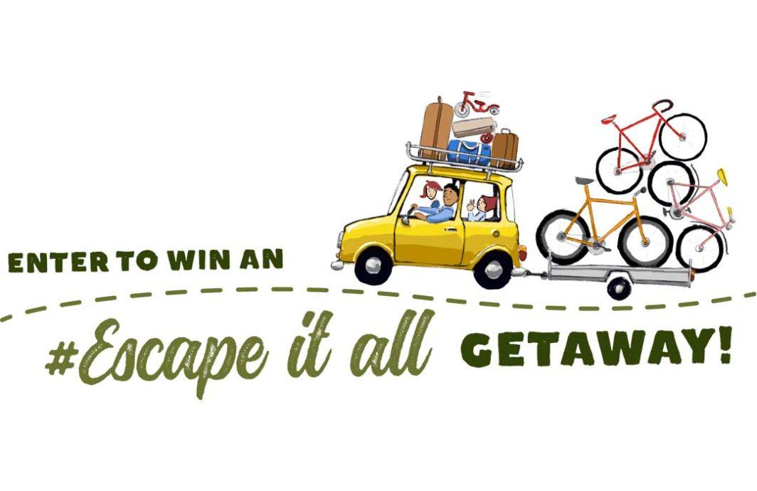 Enter to Win an Escape It All Getaway