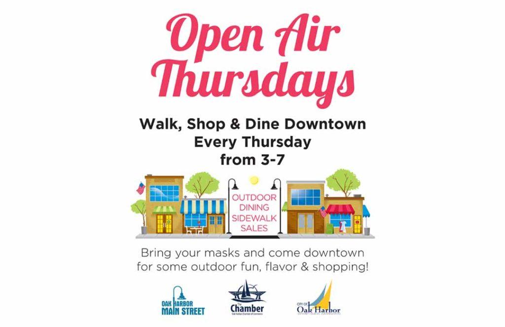 Oak Harbor Open Air Thursdays