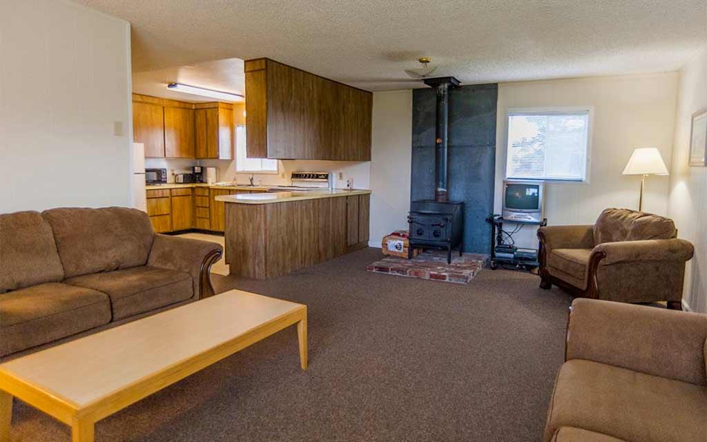 Firehall Living Room
