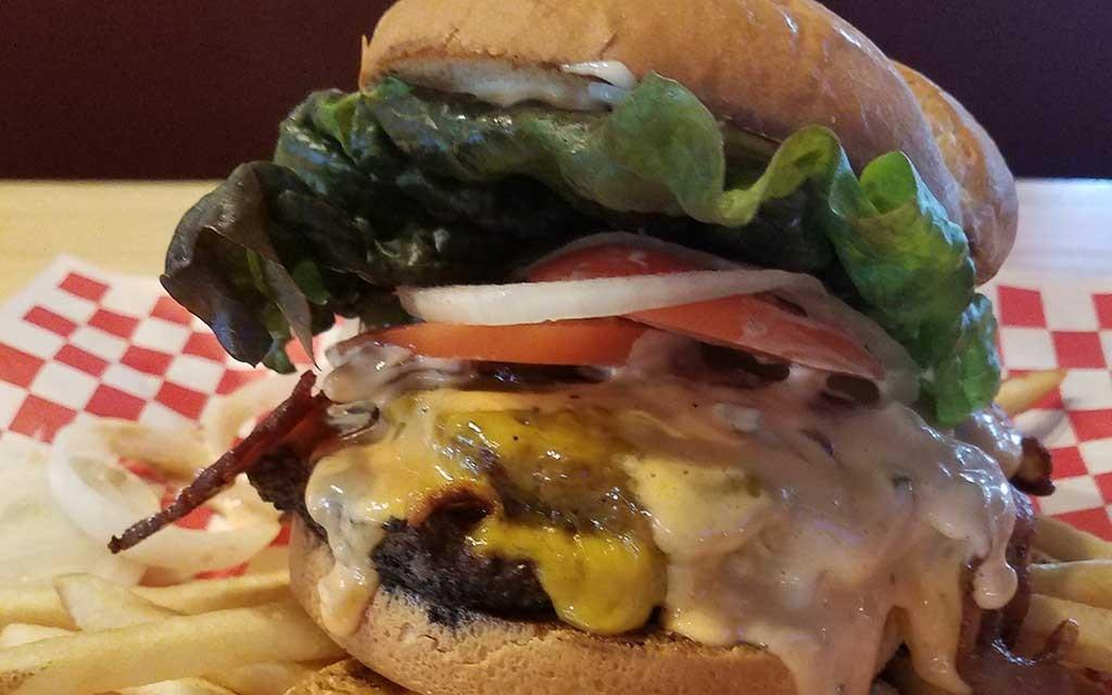 48869 Cozys Hamburger
