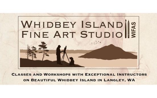 Whidbey Island Fine Art Studio 552x345