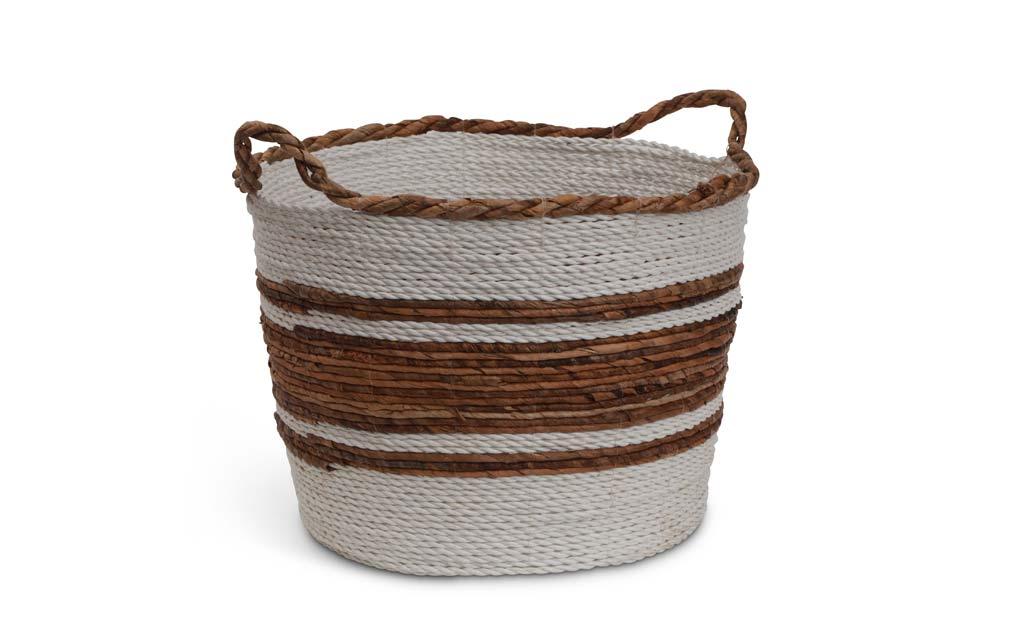Basket Madrona Blossom
