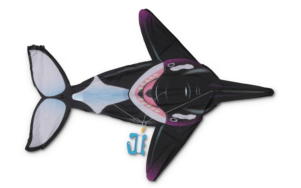 Harbor Gifts on the Wharf Orca Kite