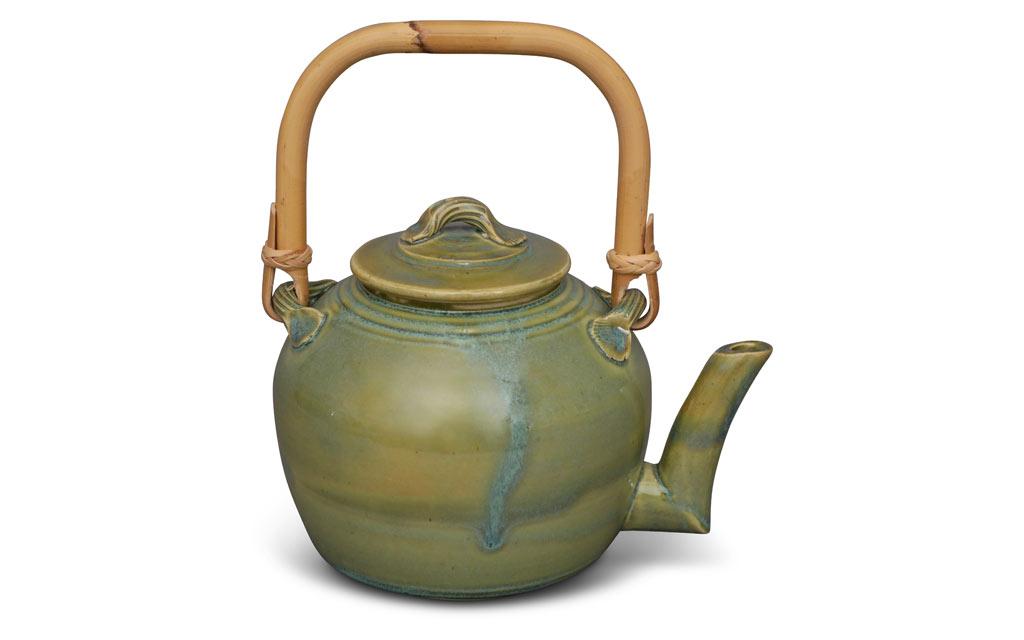 Tea Pot Penn cove Pottery