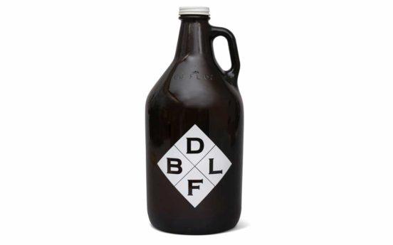 Double Bluff Brewing Growler 552x345