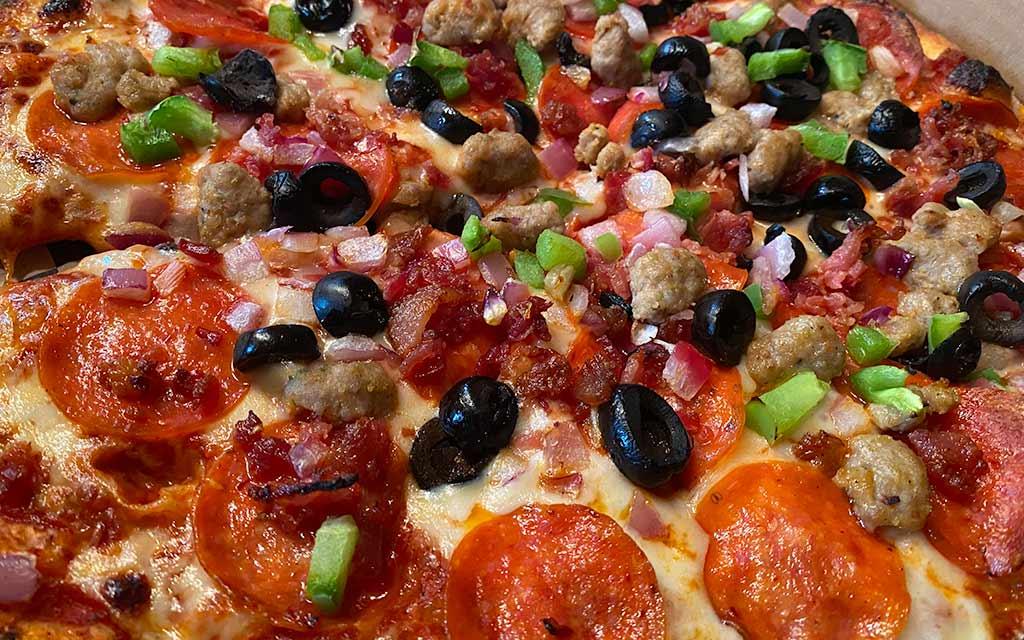 Joes Pizza