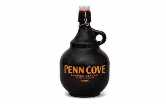Penn Cove Brewing Growler 552x345