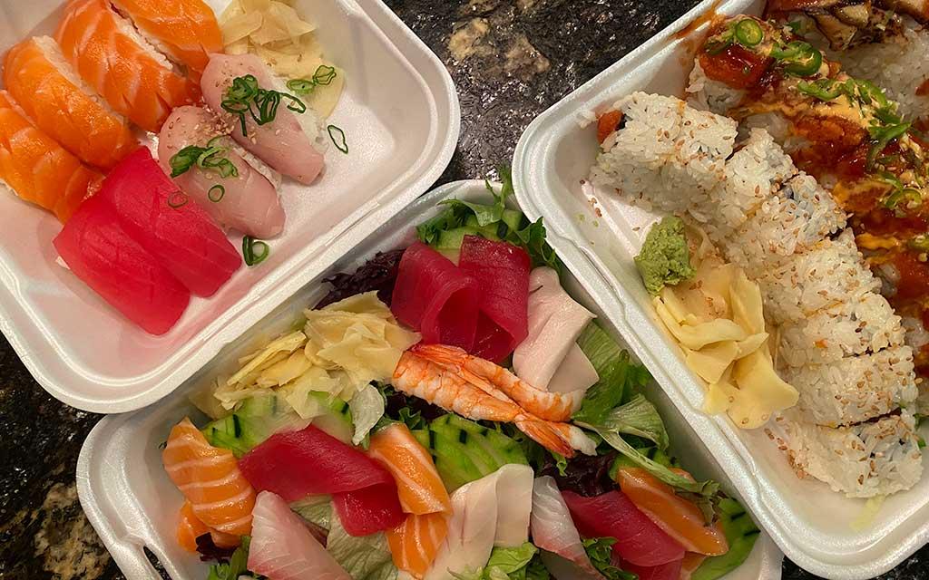 Teriyaki Time Season II Sushi
