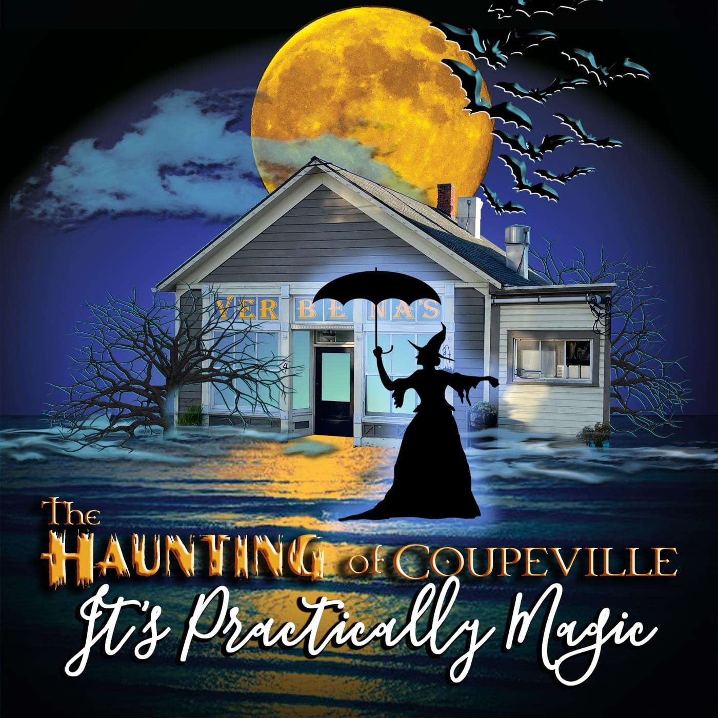 """Haunting of Coupeville power says """"It's Practically Magic."""""""