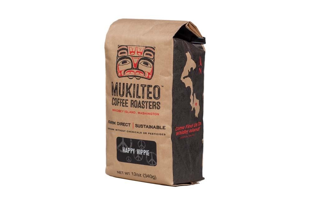 Mukilteo Coffee Happy Hippy